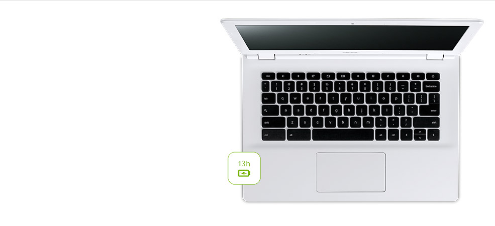 Acer Chromebook_open